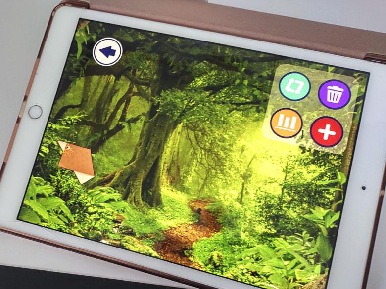 ワンダーボックスのアプリ「ペーパーラボ」